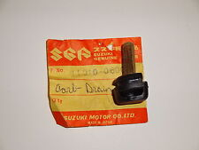 Suzuki AC50 AS50 AC AS 50 Carburetor Chamber Drain Hose Plug Vent 11910-06000