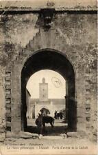 CPA Fédalah- Porte d'entrée de la Casbah. MAROC (669050)