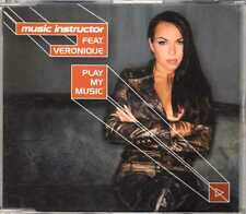 Music Instructor feat. Veronique - Play My Music - CDM - 2001 - Electro 5TR