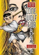 New Lone Wolf and Cub Volume 5-ExLibrary