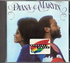 DIANA ROSS & MARVIN GAYE - DIANA & MARVIN - CD (OTTIME CONDIZIONI)