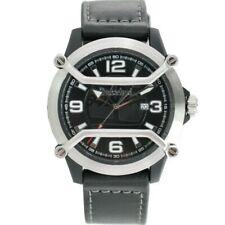 Timberland Herren Uhr Armbanduhr Leder Analog Digital HT3 TBL.13867JPBS/02