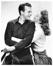DICK POWELL & EVELYN KEYES promo still MRS. MIKE - (a397)