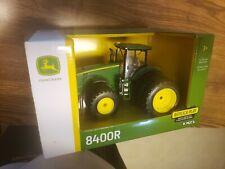 New John Deere Ertl 8400R 1/32 Die Cast Tractor boys kids toys farm play ranch
