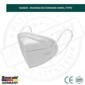 KN95 FFP2 Nasen Mundschutz Einweg Maske Filter Atemschutz 14 Stück Packung