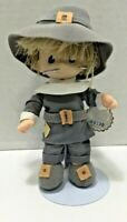 Precious Moments Baby Collection Rare Limited Edition Luv N Care Pilgrim Doll