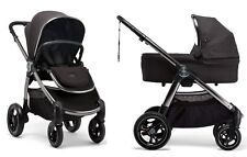 Mamas & Papas Ocarro Stroller + Bassinet Bundle Signature Edition Anthracite New
