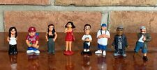 Homies Collectible Figurines--Vintage  Original rare collection 8 pc set AA