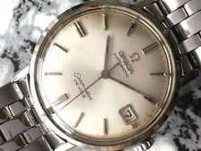 Omega Seamaster De Ville Date Automatic Mens Authentic Watch Japan F/S