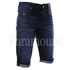 Crosshatch Cotton Regular Size Shorts for Men