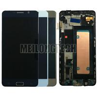 Ecran LCD Vitre Tactile Numériseur Pour Samsung Galaxy Note 5 N920 Châssis Outil