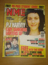 NME 1998 OCT 3 BJORK PJ HARVEY ELVIS COSTELLO ASH