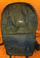 lowepro fastpack 200 photography backpack mesh back camera storage sd card