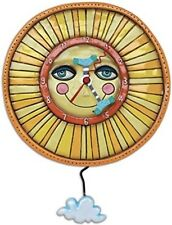 SUNNY SKIES CLOCK Pendulum Clock By Allen Designs Ideal Gift For All