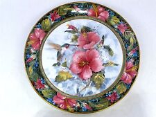 """The Imperial Hummingbird"" Collectors Display Plate Limited Edition - MM5575"
