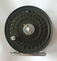 "VINTAGE ORVIS CFO III TROUT FLY REEL 3"" IN GOOD CONDITION IN MAKERS POUCH HARDY"