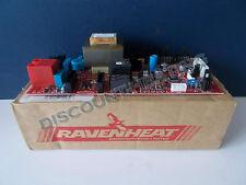 RAVENHEAT CSI85 & CSI85T CONTROL PCB (RED) 0012CIR05010/2