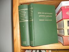 Irish And Scotch-Irish Ancestral Research Both Volumes Genealogy books