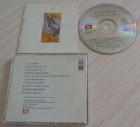 CD ALBUM TOUTES CHOSE GERARD MANSET 10 TITRES 1990 VOLUME 2