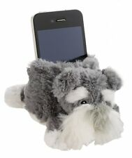 Schnauzer Dog Novelty Mobile Phone Holder Stand iPod Dog Lovers Gifts Aroma Home