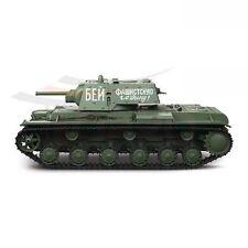 TORRO RC Panzer KV 1 Schuss Metallgetriebe Metallketten Rauch Sound 2.4 GHz