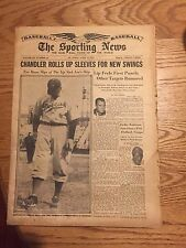 Sporting News - Very Good Condition - September 1947
