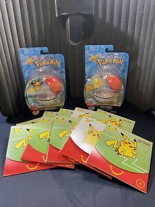 Pokemon Collector Trading Cards 10 Packs + Bonus