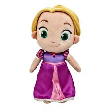 "Disney Store Tangled Rapunzel Toddler Plush Princess Baby Doll Animators Toy 12"""