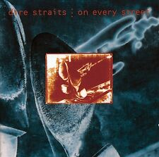 DIRE STRAITS On Every Street 2 x 180gm Vinyl LP + Download 2014 NEW & SEALED