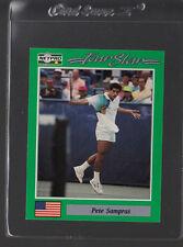 (10) PETE SAMPRAS 1991 NETPRO PROTOTYPE-PROMO TENNIS RC CARDS