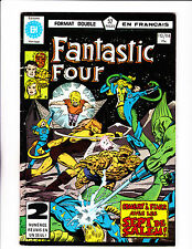 Fantastic Four  No.113/114  : 1980 :    : French Canadian Copy! :