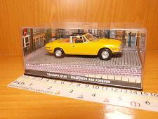 TRIUMPH STAG 1:43 DIAMONDS ARE FOREVER JAMES BOND 007 CAR