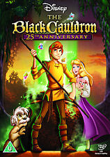 The Black Cauldron - 25th Anniversary : Disney DVD