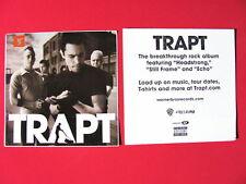 Trapt U Headstrong Echo Frame Amp Bike Board Sticker