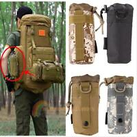 Tactical Military Molle Water Bottle Carrier Bag Kettle Pouch Holder Bag Outdoor