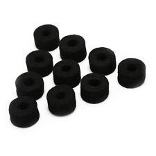 10PCS Drum Kit Cymbal Felt Pads Percussion Accessories Kit QP