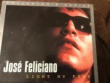 Jose Feliciano Light My Fire (CD) Digipak NEW
