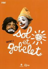 SOL ET GOBELET Coffret 2 (3 disc) DVD BRAND NEW at MusicaMonette from Canada