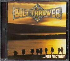 Bolt Thrower - For Victory [CD]