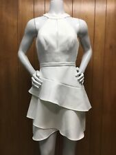 BCBG MAX AZRIA OFF WHITE Short Dress Size 4.⭐️