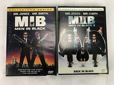 MIB & MIIB II - Double feature of the original Men In Black! 3 Disc DVD Set!