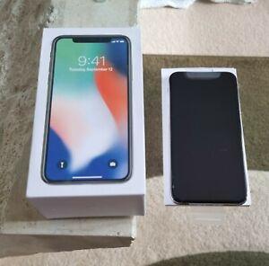 Brand New Apple iPhone X - 256GB - white  (Unlocked)