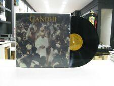 Gandhi Lp Spanish Original Soundtrack 1982