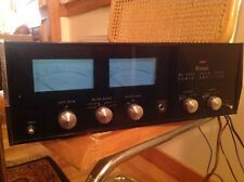 McIntosh MC-2505 stereo power amplifier WORKING CONDITION