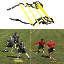 Durable 8-rung Agility Ladder Soccer Speed Football Fitness Feet Sport Training