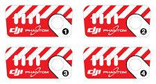 DJi Phantom Battery Ident Decal Sticker