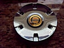 Chrysler Pacifica Chrome Wheel Center Cap.Genuine part# 047437498AB gold logo