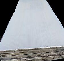 10 Stück doppelstegplatten  Größe 250 cm lang 98 cm breit 1,6 cm stark..
