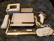 Nintendo Wii with 1tb external usb hdd NEW + lots of extras! (NTSC)