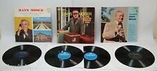 Hans-Moser - Sammlung mit drei Alben | Wienerlieder | Alle sehr gut erhalten